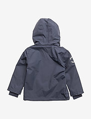 Mikk-Line - Nylon Baby Jacket - shell jacket - 287 blue nights - 2