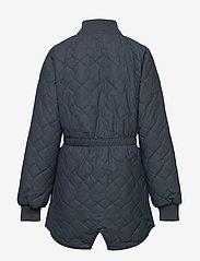 Mikk-Line - Duvet Girls Jacket - termojakke - blue nights - 1