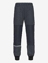 Mikk-Line - Duvet Boys Pants - underdele - blue nights - 0