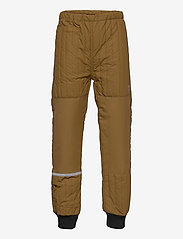 Mikk-Line - Duvet Boys Pants - underdele - rubber - 0