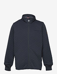 Mikk-Line - Soft Thermo Recycled Boy Jacket - termojakke - blue nights - 0