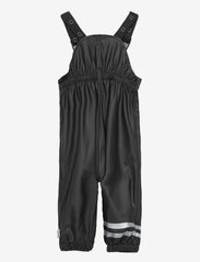Mikk-Line - PU Rain Set w. Susp/110 - sets & suits - black - 3