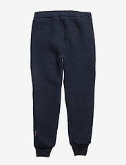 Mikk-Line - WOOL Pants - trousers - 287/bluenights - 1