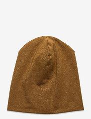 Mikk-Line - Cotton Lurex Hat - huer - rubber - 1