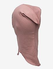 Mikk-Line - Cotton Fullface - balaclava - burlwood - 1