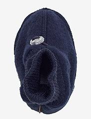 Mikk-Line - Wool Footies - hausschuhe - blue nights - 3