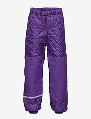 Mikk-Line - THERMO Set - No Fleece - thermo - 741/dark violet (reddish) - 5