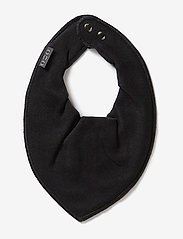 Cotton Bibs - Triangle - 190/BLACK