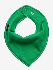 Cotton Bibs - Triangle - 325/GRASS GREEN