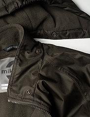 Mikk-Line - WINTER suit - snowsuit - black olive - 8
