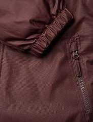 Mikk-Line - WINTER suit - snowsuit - puce brown - 3