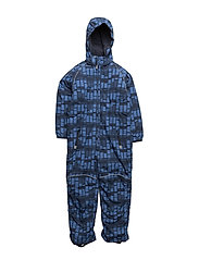 NYLON Junior suit - AOP - 221/DELFTBLUE