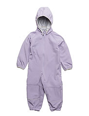 SOFT SHELL suit - 709 DAY BREAK PURPLE