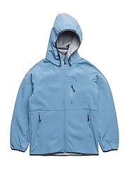 SOFT SHELL Boys jacket - 209 PARISIAN BLUE