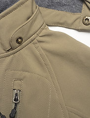 Mikk-Line - Softshell Boys Suit - softshells - covert green - 6