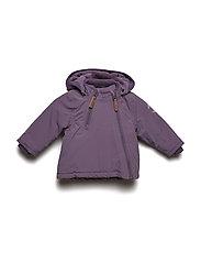 NYLON Baby jacket - Solid - MONTANA GRAPE