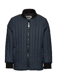 DUVET jacket - 287/BLUE NIGHTS