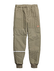 DUVET pants - 364 DUSTY OLIVE