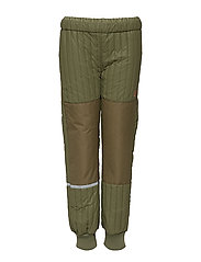 DUVET pants - OLIVE