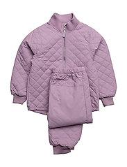 Duvet set without fleece - 712/VIOLET