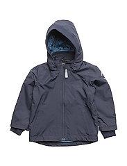 Nylon baby jacket summer zip - 287 BLUE NIGHTS