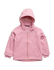 Nylon baby jacket summer zip - 518 POLIGNAC ROSE