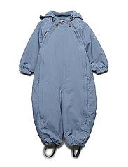 Nylon Baby suit - CHINA BLUE