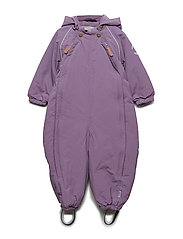 Nylon Baby suit - MONTANA GRAPE