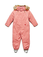 OUTDOOR Baby Suit - DUSTY ROSE