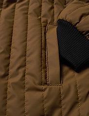 Mikk-Line - Duvet Boys Jacket - termojakke - rubber - 6