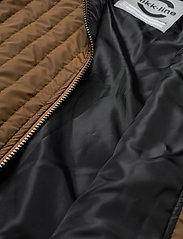 Mikk-Line - Duvet Boys Jacket - termojakke - rubber - 7