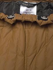 Mikk-Line - Duvet Boys Pants - underdele - rubber - 4