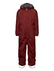 Nylon Junior Suit Solid - MADDER BROWN