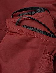 Mikk-Line - Nylon Junior Suit Solid - snowsuit - madder brown - 6