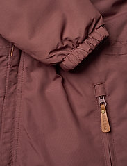 Mikk-Line - Nylon Junior Suit Solid - snowsuit - marron - 5
