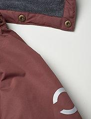 Mikk-Line - Nylon Junior Suit Solid - snowsuit - marron - 6