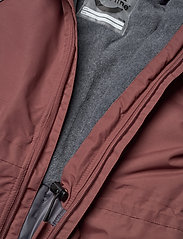 Mikk-Line - Nylon Junior Suit Solid - snowsuit - marron - 8