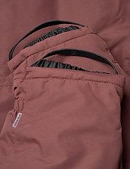 Mikk-Line - Nylon Junior Suit Solid - snowsuit - marron - 7