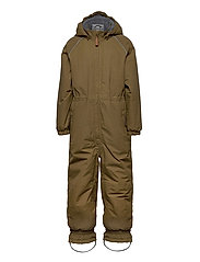 Nylon Junior Suit Solid - MILITARY OLIVE