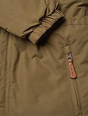 Mikk-Line - Nylon Junior Suit Solid - snowsuit - military olive - 4