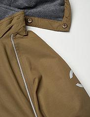 Mikk-Line - Nylon Junior Suit Solid - snowsuit - military olive - 5