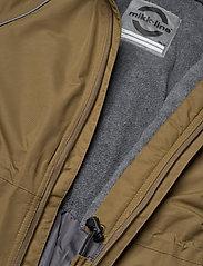 Mikk-Line - Nylon Junior Suit Solid - snowsuit - military olive - 7