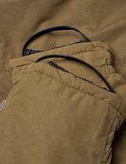 Mikk-Line - Nylon Junior Suit Solid - snowsuit - military olive - 6