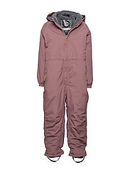 Nylon Junior Suit Solid - ROSE TAUPE