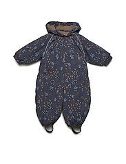 Nylon Baby AOP Suit - BLUE NIGHTS