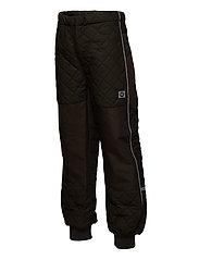 Mikk-Line - Duvet Set - No Fleece - termotøj - black olive - 7
