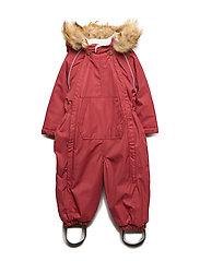 OUTDOOR Baby Suit - BURNT RUSSET