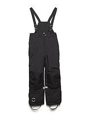 NYLON pants - BLACK