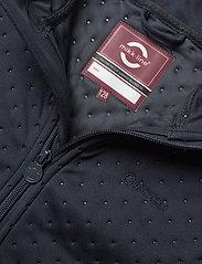 Mikk-Line - Soft Thermo Recycled Boy Jacket - termojakke - blue nights - 4