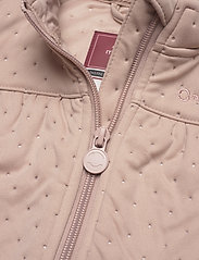 Mikk-Line - Soft Thermo Recycled Girl Jacket - termojakke - adobe rose - 6